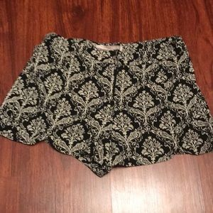 Forever 21 printed shorts